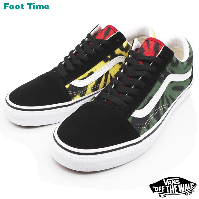 f15154403e VANS OLD SKOOL (Tie Dye) vans old school (tie-dyeing) MULTI BLACK multi-   black VN0A38G1VRN men shoes sneakers