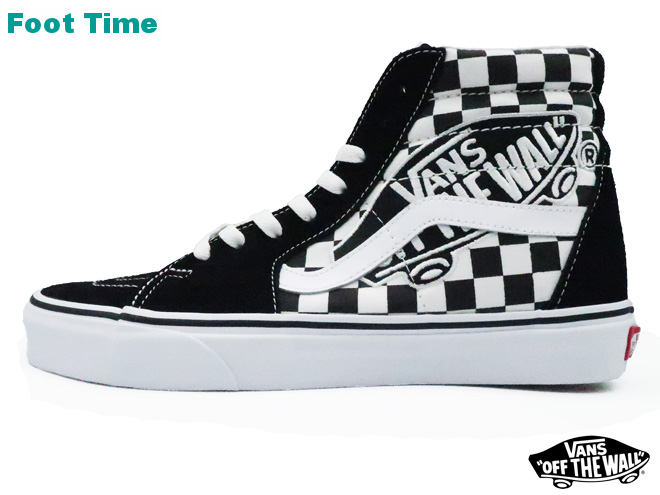 5e512ca22b Vans skating high (vans patch) VANS SK8-HI (VANS PATCH) black   toe roux white  BLACK TRUE WHITE VN0A38GEUPV men sneakers