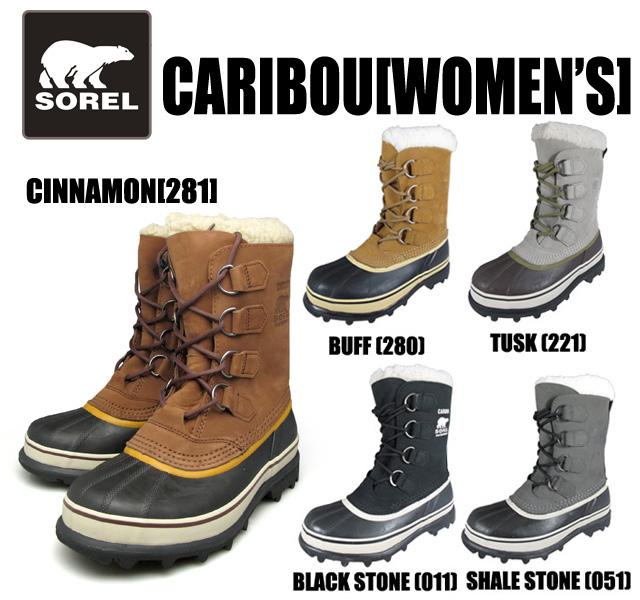 SOREL CARIBOU 4 Colors NL1005