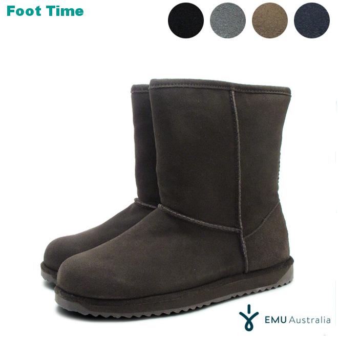 ce24b8f182b5 In the promise of EMU Australia Patterson Lo emu PATERSON LO WATERPROOF  W10771 2COLORS Womens Sheepskin boots Sheepskin boots reviews