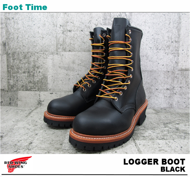 Foot Time | Rakuten Global Market: Red Wing logger boots REDWING ...