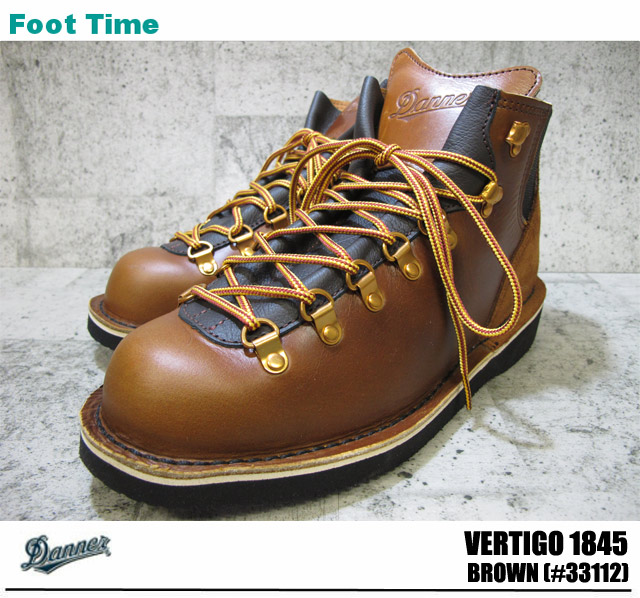 Foot Time | Rakuten Global Market: 1845 DANNER VERTIGO BROWN #33112