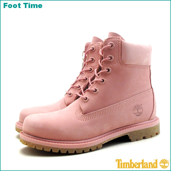 timberland 6 inch premium boot dusty rose afe74a30cdf