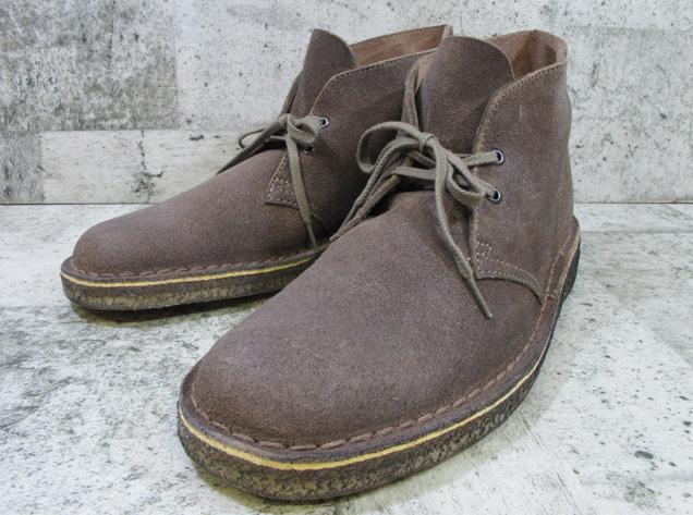 クラークス デザート ブーツ CLARKS DESERT BOOT 78354 TAUPE SUEDE