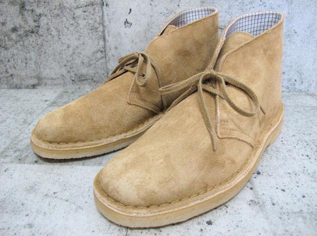 クラークス デザート ブーツ CLARKS DESERT BOOT 70529 OAKWOOD