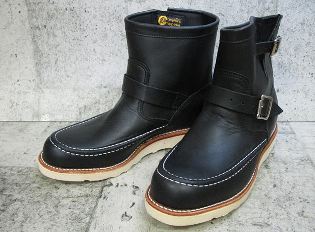 【人気アメカジブランド】 チペワ 7インチ オデッサ ハイランダー エンジニア ブーツ 1901M07 CHIPPEWA 7INCH BLACK ODESSA HIGHLANDER 1901M07 BLACK ブラック メンズ ブーツ