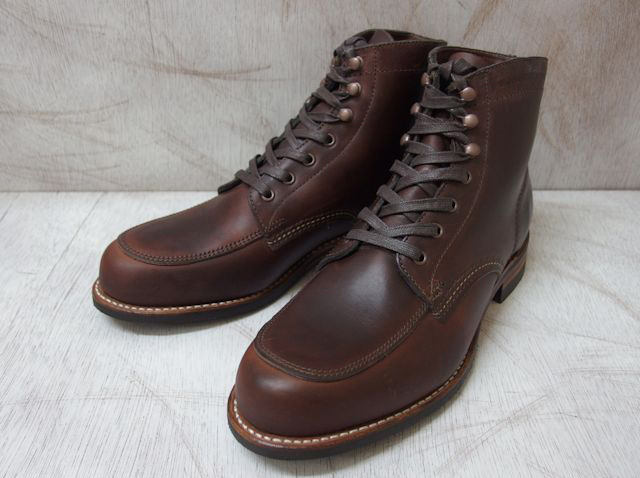 13a2a0277ce5 Foot Time Wolverene 1 000 Miles Boots Coat Land Brown Ho Wink Rom. Alden  Boots Shoe Shoes 44692 Chromexcel Ho Wink Rom Excel Leather Wingtip