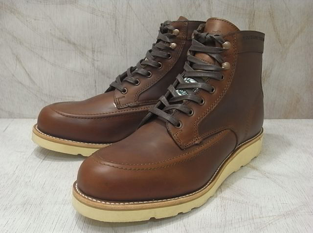 aeaf7ba3038 Wolverene 1,000 miles boots last Ho wink ROM Excel WOLVERINE W00283 1000  MILE EMERSON WEDGE 1,000 miles men's boots
