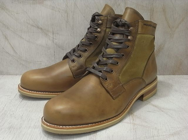 f274e3546d84 Foot Time Wolverene 1 000 Miles Boots Natural Ho Wink Rom Excel