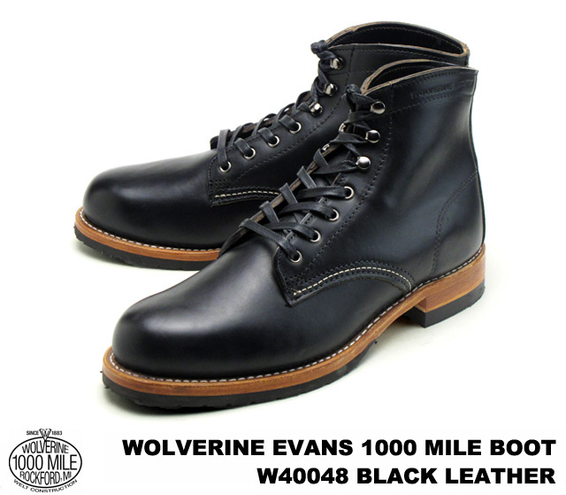 0507f7a7e73e Foot Time Wolverene 1 000 Miles Boots Ho Wink Rom Excel Leather