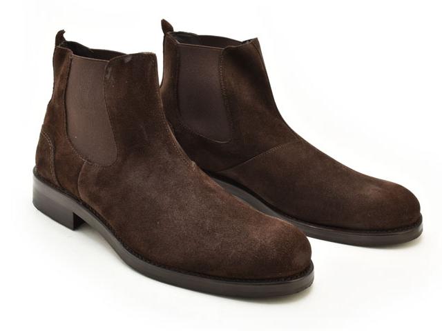 ウルバリン 1000マイルブーツ ウルヴァリン WOLVERINE 1000MILE CHELSEA BOOT W40204 ブラウンスエード Made in USA メンズ ブーツ men's boots