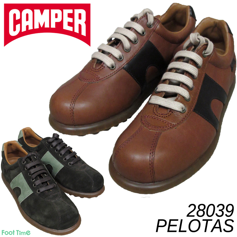 カンペール ペロータス・アリエル CAMPER PELOTAS ARIEL #28039 HENNA-227 MALMO-229 レディース 天然皮革 スニーカー
