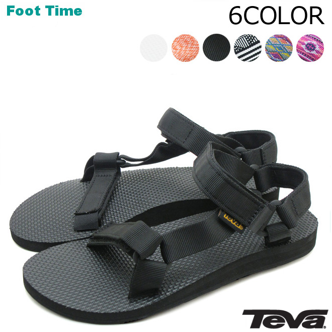 fbf7e170dcb67 In the promise of Teva original universal 4 color Teva ORIGINAL UNIVERSAL  4color 1003987 women s Sandals arrival report view