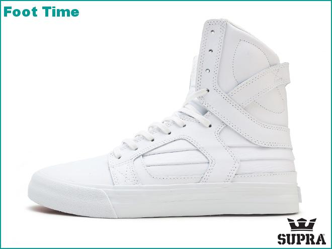 2d976cdea216 Surpra sky top II classical music SUPRA SKYTOP II CLASSICS white   white    red WHITE WHITE-RED 08008-149 S01060 men skating sneakers