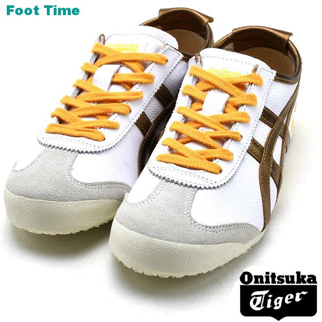 1949年 鬼塚喜八郎が創立 アシックスの前身である オニツカ株式会社のスポーツシューズブランド オニツカタイガー メキシコ66 再再販 Onituka Tiger MEXICO 66 ホワイト 靴 BRONZE ブロンズ ピュア メンズ靴 1183A788-100 レディース靴 WHITE PURE スニーカー 誕生日プレゼント