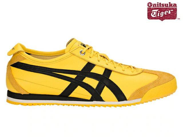 onitsuka tiger mexico 66 black on feet black
