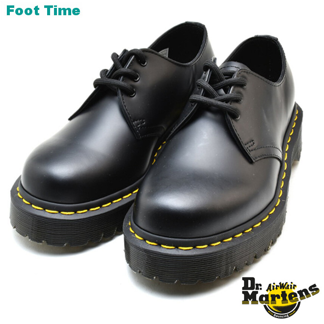 Dr.MARTENS 1461 CORE BEX 3EYE OXFORD SHOE ドクターマーチン 1461 コア ベックス 3ホール オックスフォード BLACKブラック 靴 メンズ靴 レディース靴 厚底 R21084001