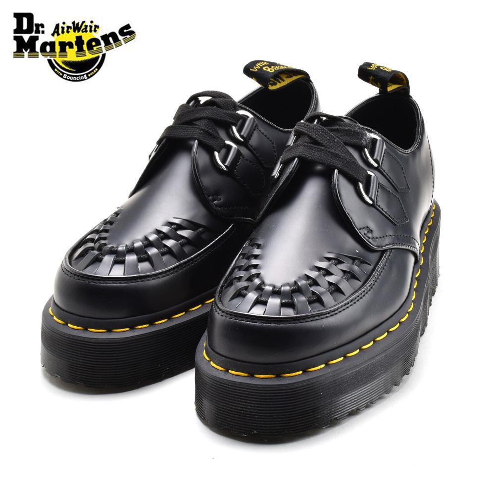 ドクターマーチン シドニー Dr.MARTENS SIDNEY ブラックBLACK靴 メンズ靴 レディース靴 厚底 R24994001