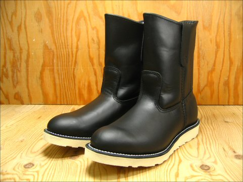 8169 REDWING Red Wing Pecos boots BLACK8169 review promise sucker supplies gift planning underway!