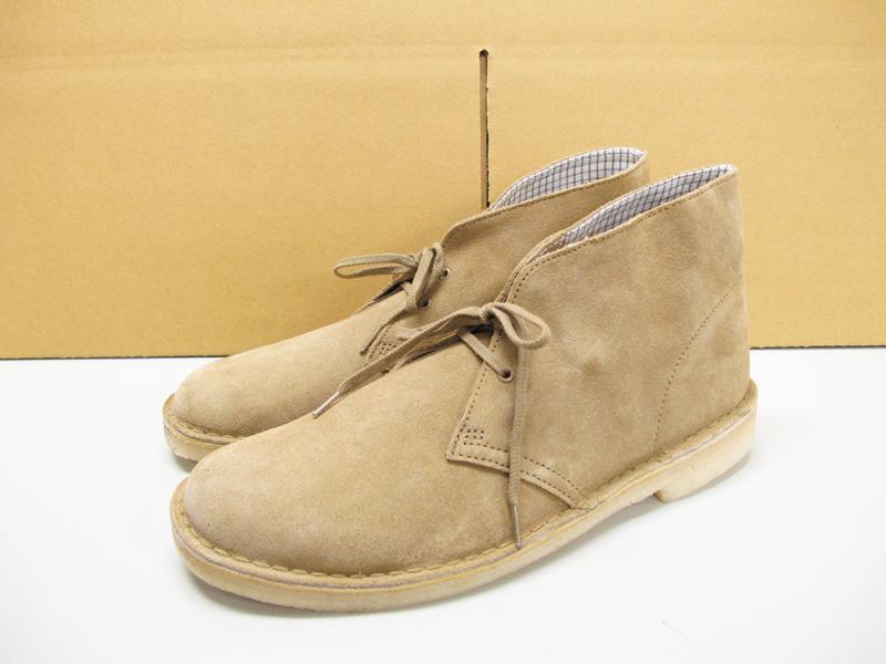【アウトレット訳あり特価】クラークス デザート ブーツ CLARKS DESERT BOOT 70529 OAKWOOD