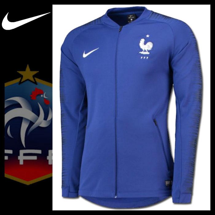 フランス代表 アンセムジャケット 2018 ブルーNIKE ナイキ 正規品