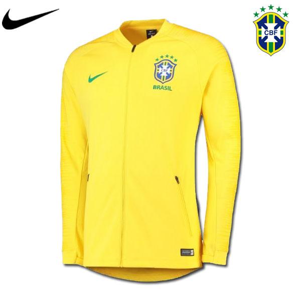 ブラジル代表 アンセムジャケット 2018 イエローNIKE ナイキ 正規品