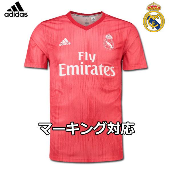 レアルマドリード ユニフォーム サード 18/19 半袖adidas アディダス 正規品