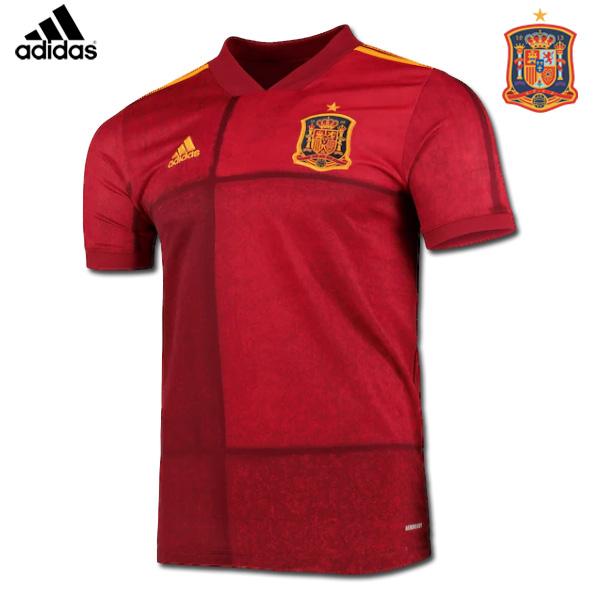 スペイン代表 ホーム ユニフォーム 20/21 半袖 adidas アディダス正規品
