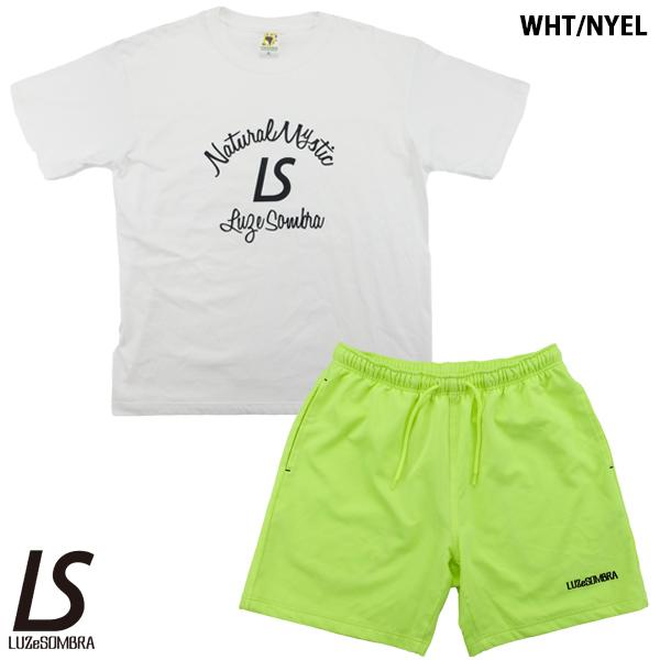 ルース ナチュラルミスティックTシャツ ストレッチメッシュムーブパンツ 上下セット ギフト LUZ L1213200-L1213306 e SOMBRA 人気海外一番