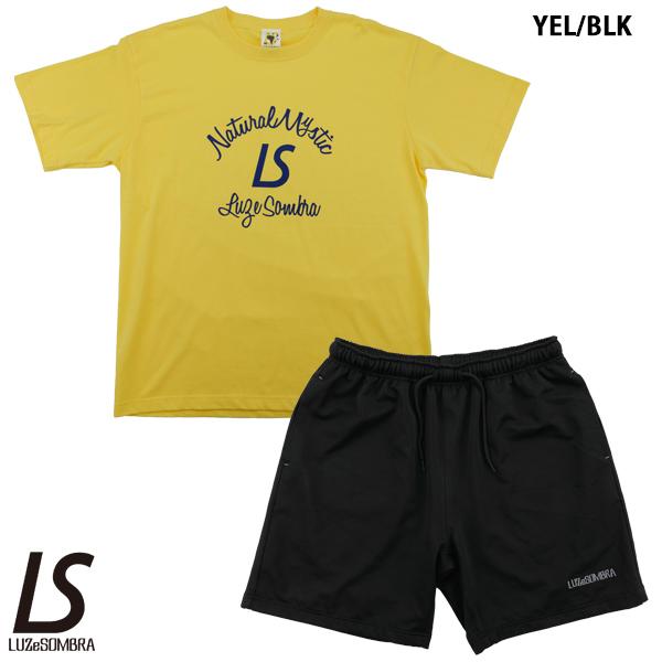 ルース 百貨店 ナチュラルミスティックTシャツ ストレッチメッシュムーブパンツ 上下セット チープ e SOMBRA LUZ L1213200-L1213306