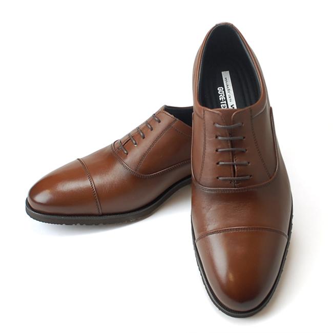 【ポイント5倍】マドラスウォーク ゴアテックス MW8000 メンズ ビジネスシューズ 本革 4E 防水 内羽根 ストレートチップ  紳士靴 madras Walk GORE-TEX マドラス (1711)