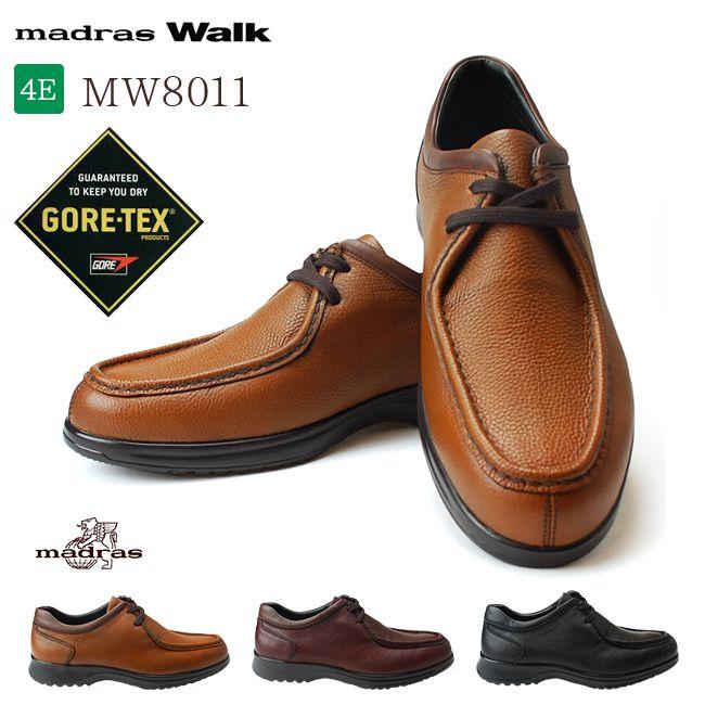 【20%OFF】マドラスウォーク ゴアテックス MW8011 メンズ ビジネスシューズ 本革 4E 防水 チロリアンデザイン 紳士靴 madras Walk GORE-TEX マドラス (1711)