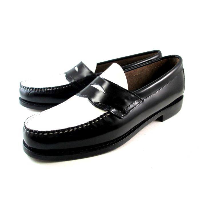 Mens White Loafer Shoes D G