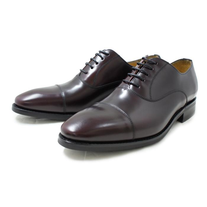 Berwick 靴 バーウィック ストレートチップシューズ 1251 バーガンディー ダイナイトソール スペイン製 ビジネスシューズ メンズ 本革 送料無料 【コンビニ受取対応】