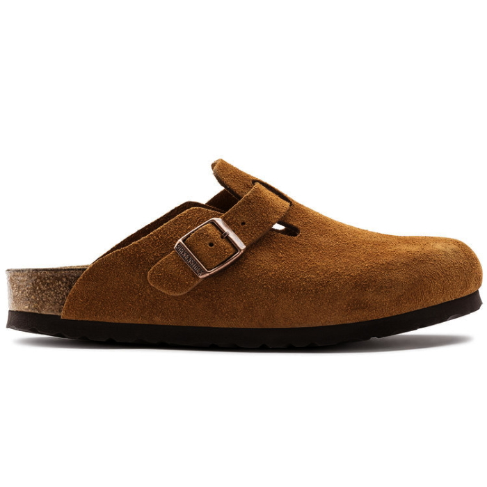 The mail order that BIRKENSTOCK ビルケンシュトックボストン (Boston) 060401/ wide / normal 060403/ width narrow / ナロービルケンジャパン limited regular article men gap Dis sabot clog sandals health sandals びるけん building Ken is easy to wear