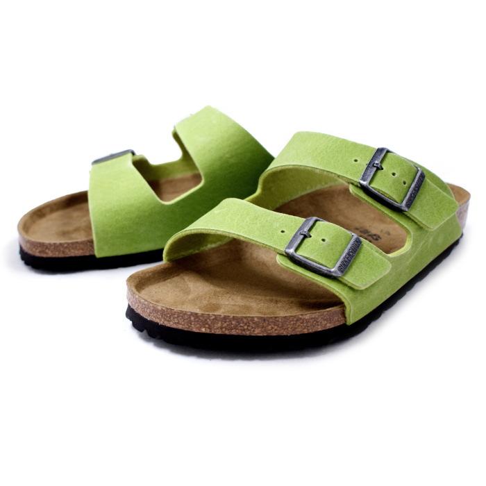 1ffd56135 Birkenstock Arizona genuine BIRKENSTOCK ARIZONA 652871 [Green] Sandals mens  vilken stuck vilken shoe store ...