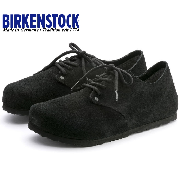 be6a7264901 Birkenstock main genuine BIRKENSTOCK MAINE 672243  Black  main flat shoes  men s women s