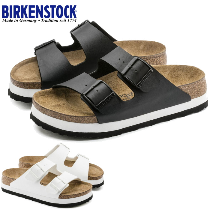 cc1355051b Birkenstock Arizona genuine Papillio BIRKENSTOCK ARIZONA platform soled  Sandals ladies vilken stuck vilken ladies sandal shoes ...