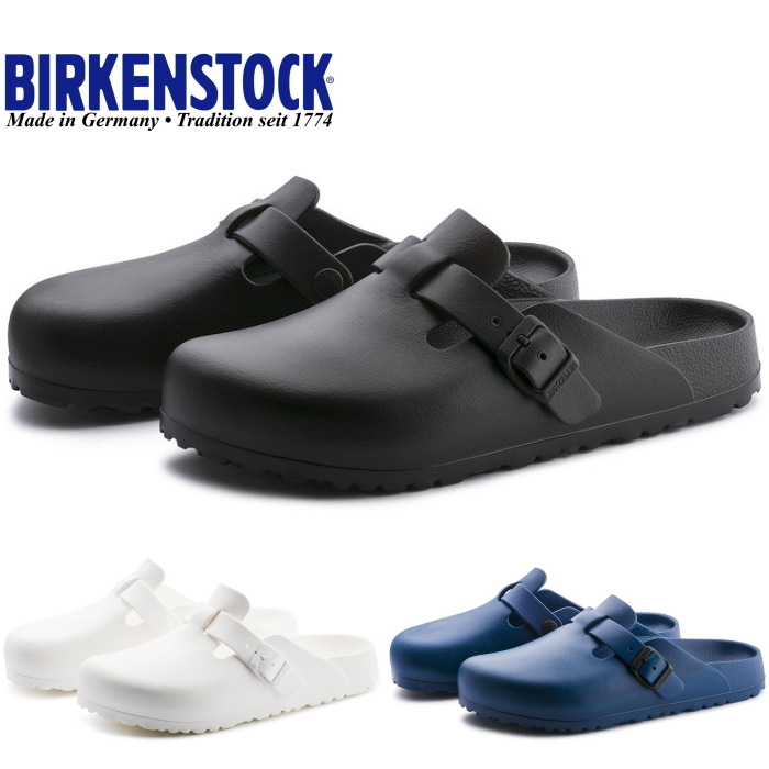 abab86d8b4cf6 ビルケンシュトックボストン regular article BIRKENSTOCK BOSTON EVA wide sandals men clog  sandals light weight walk ...