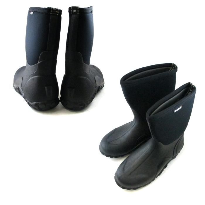 011959d8b0 Bogs bogs boots CLASSIC MID 61142 black winter boots boots boots men's all  weather men's boots