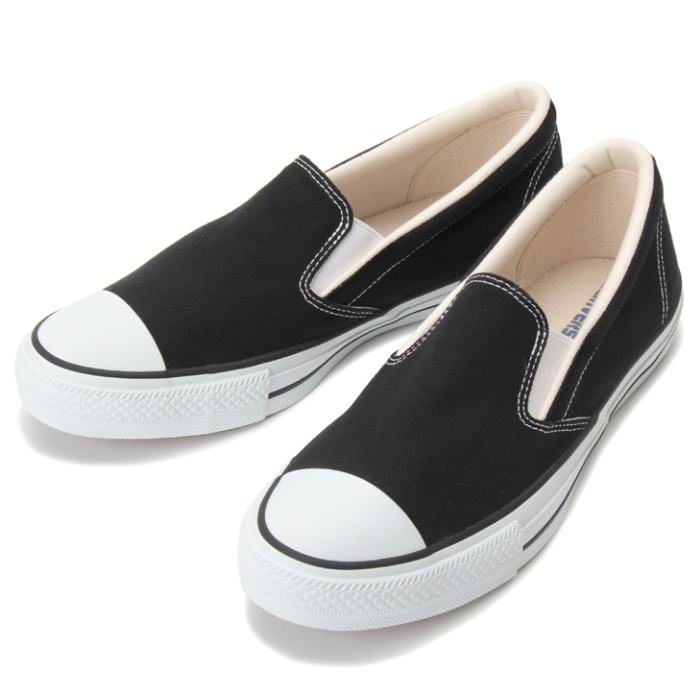 ?? Converse slip ons CONVERSE ALL STAR COLORS SLIP ON all stars colors slip on [black] sneakers Lady's men slip on low frequency cut shoes slip on