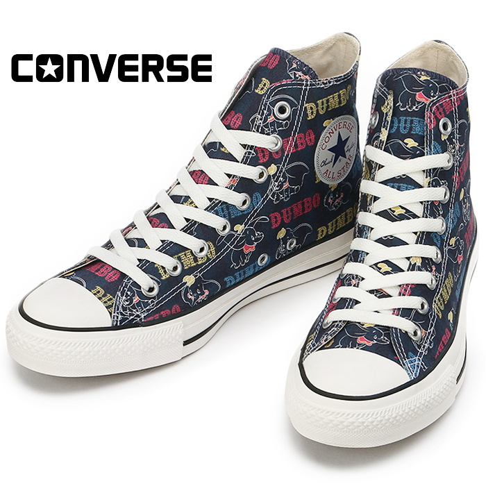 ●● CONVERSE ALL STAR DUMBO PT HI Converse all-stars higher frequency  elimination Dumbo Disney sneakers men gap Dis regular article 2019 spring  and ...