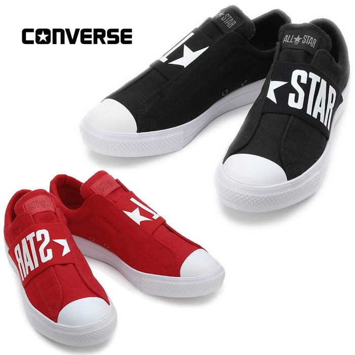 cae2a9f1bb5 CONVERSE ALL STAR LIGHT GORESLIP OX Converse sneakers all-stars light Gore slip  men gap Dis slip-ons low-frequency cut canvas shoes regular article 2018 ...