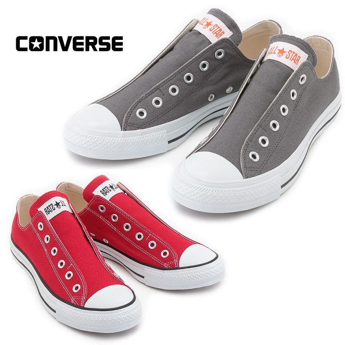 cc53335febad7b CONVERSE Converse sneakers ALL STAR SLIP III OX all-stars slip 3 men s  lady s slip-ons low-frequency cut canvas shoes regular article 2018 fall  and winter ...