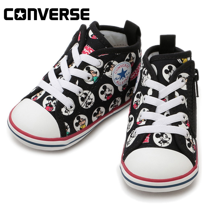 a6bec8a9f38ca1 CONVERSE BABY ALL STAR N MICKEY MOUSE HM Z Converse kids sneakers baby all-stars  Disney Mickey Mickey Mouse DISNEY child shoes child shoes baby gift gift ...