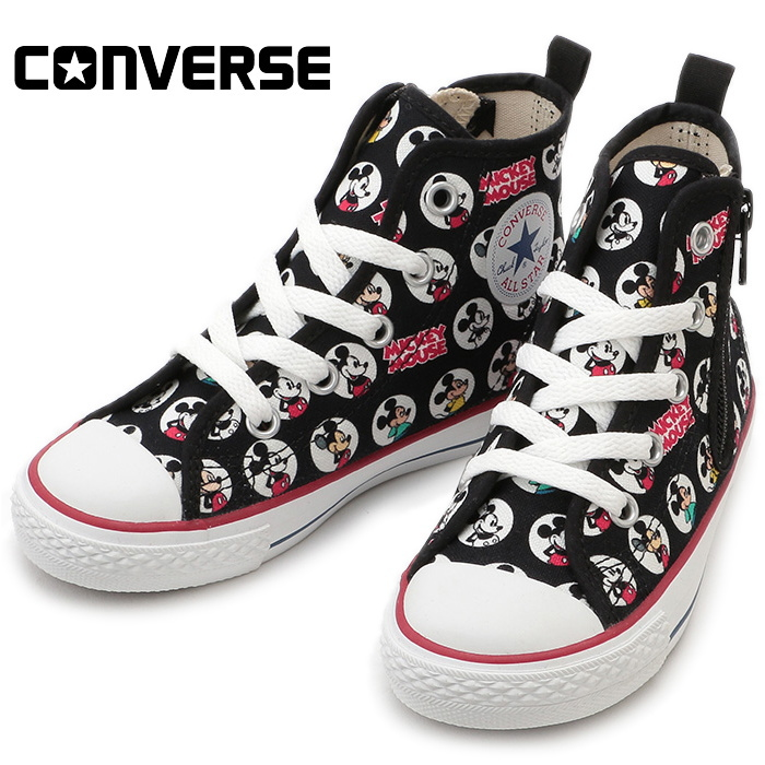 66a86a3c7eb CONVERSE CHILD ALL STAR N MICKEY MOUSE HM Z HI Converse kids sneakers child  all-stars Disney Mickey Mickey Mouse DISNEY child shoes child shoes  attending ...
