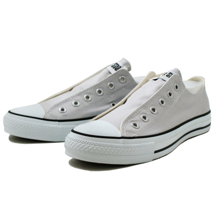 ?? Converse slip ons CONVERSE ALL STAR SLIP III OX all stars slip 3 [gray] sneakers Lady's men slip on low frequency cut shoes slip on men' s ladies