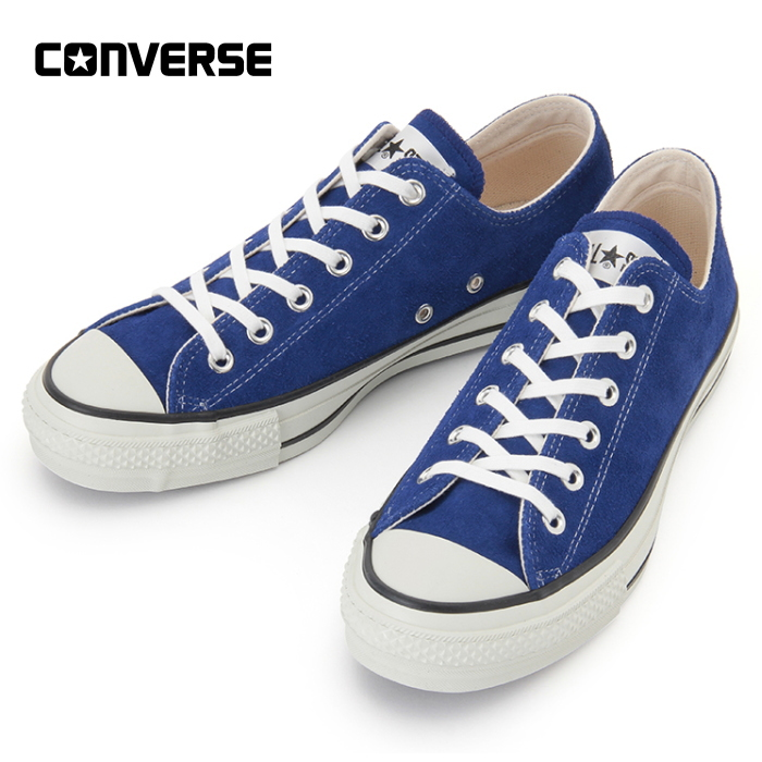 7a473fe43288 Converse genuine all-star CONVERSE SUEDE ALL STAR J OX low-cut sneakers  mens suede