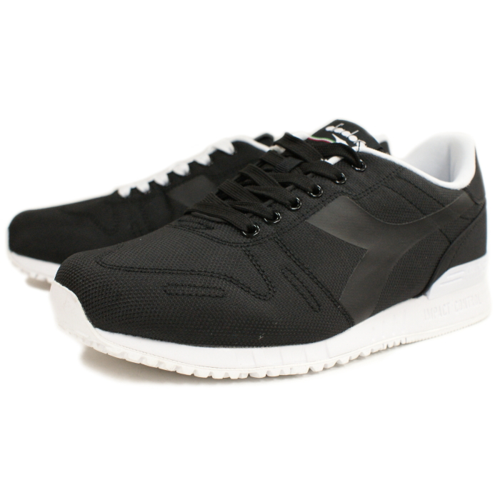 5f39ac1b Deirdre sneakers mens DIADORA TITAN FLY 170543 80013 [BLACK] shoes