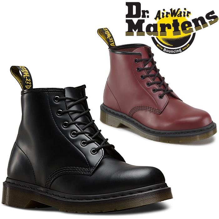 ドクターマーチン 6ホール Dr.Martens 101 6EYE BOOT マーチン レースアップ ブーツ メンズ レディース 本革 men's ladies boots 正規品 【送料無料】【コンビニ受取対応】